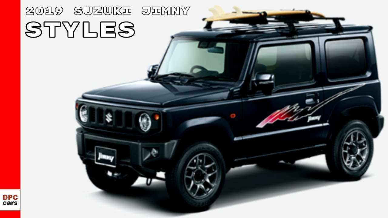 80 New 2019 Suzuki Jimny Model Spesification
