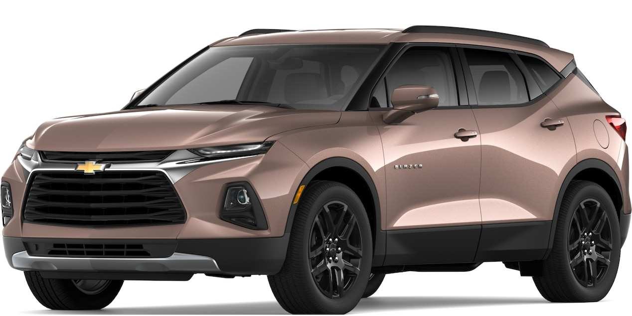 80 New 2019 The Chevy Blazer Price And Review