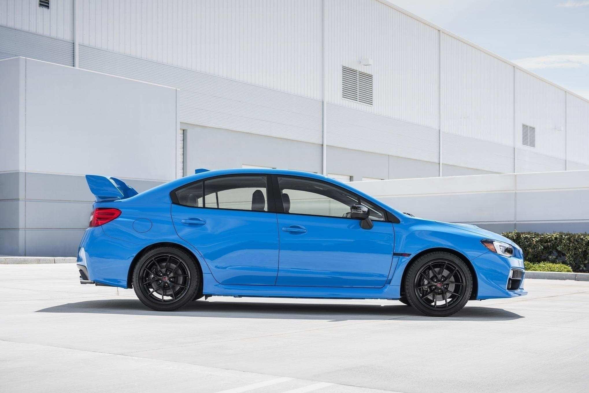 80 New 2019 Wrx Sti Hyperblue Performance And New Engine