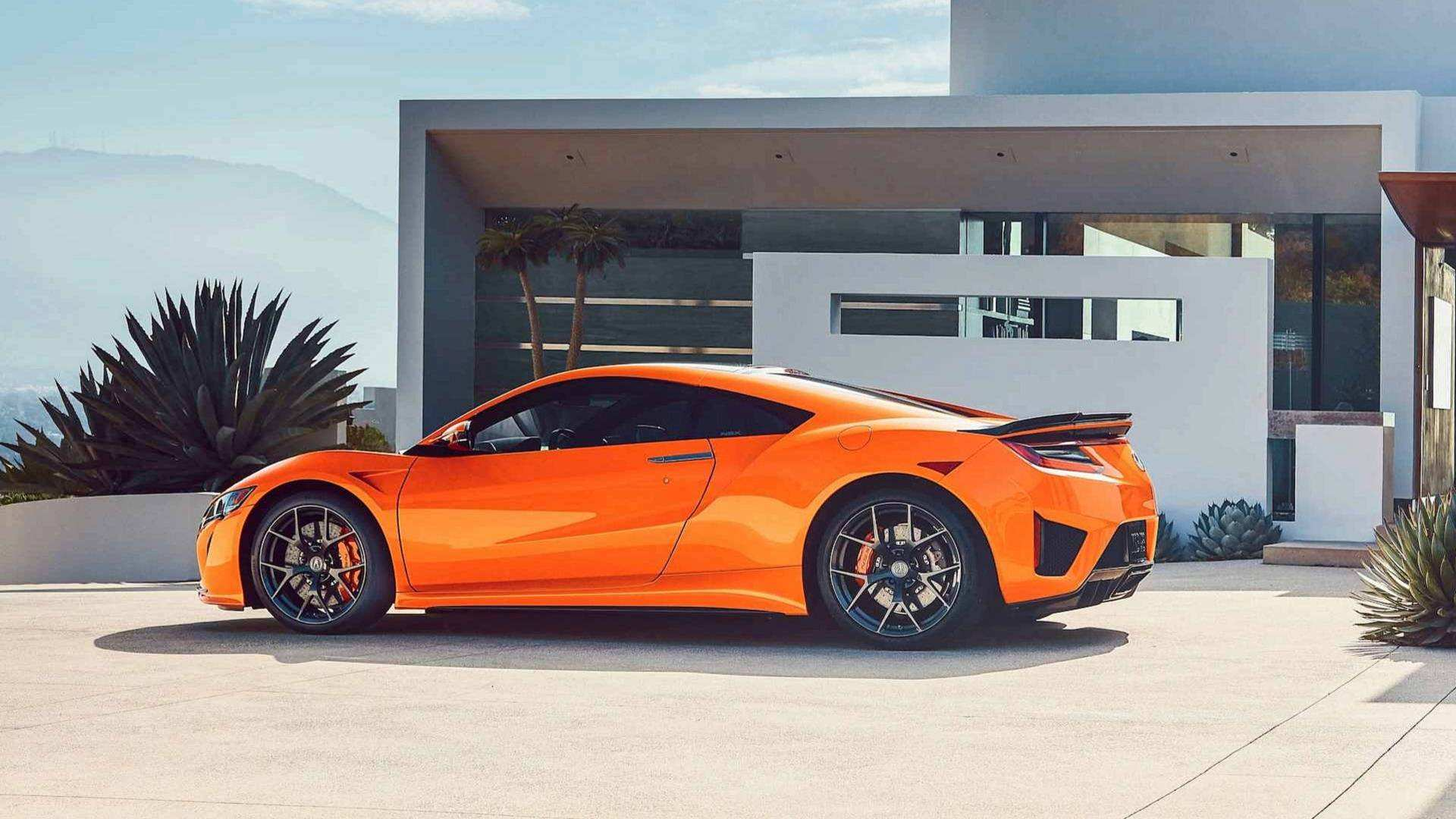 80 New 2020 Acura Nsx Type R Speed Test