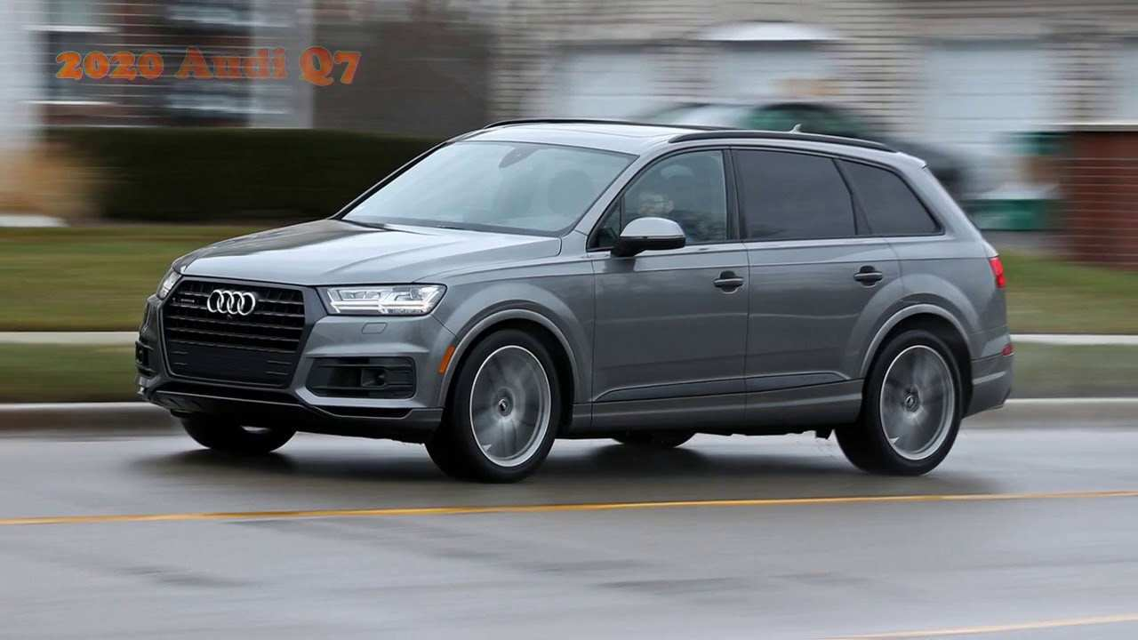 80 New 2020 Audi Q7 Research New