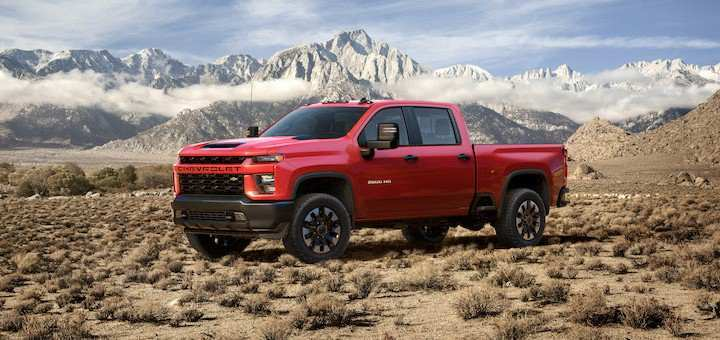 80 New 2020 Chevy 2500Hd Price And Release Date