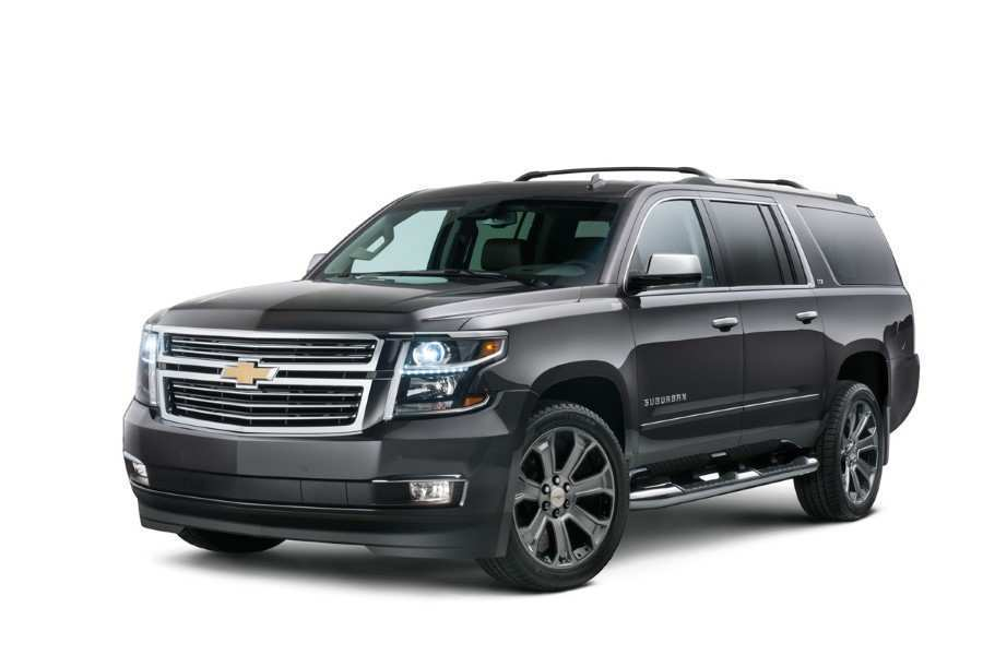 80 New 2020 Chevy Suburban Model