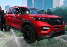 2020 The Ford Explorer