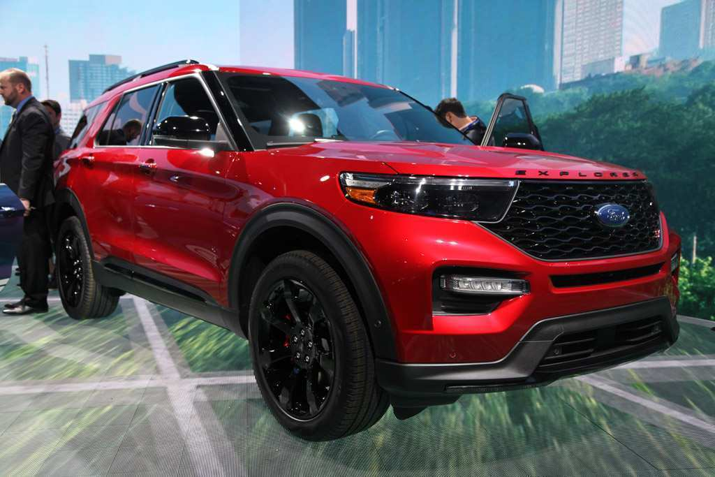 80 New 2020 The Ford Explorer Price and Review