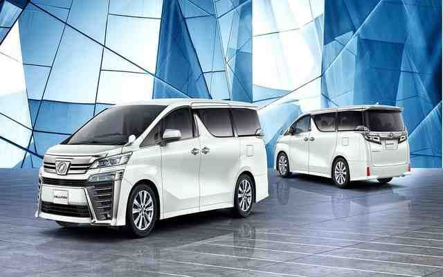 80 New 2020 Toyota Alphard Price Design And Review