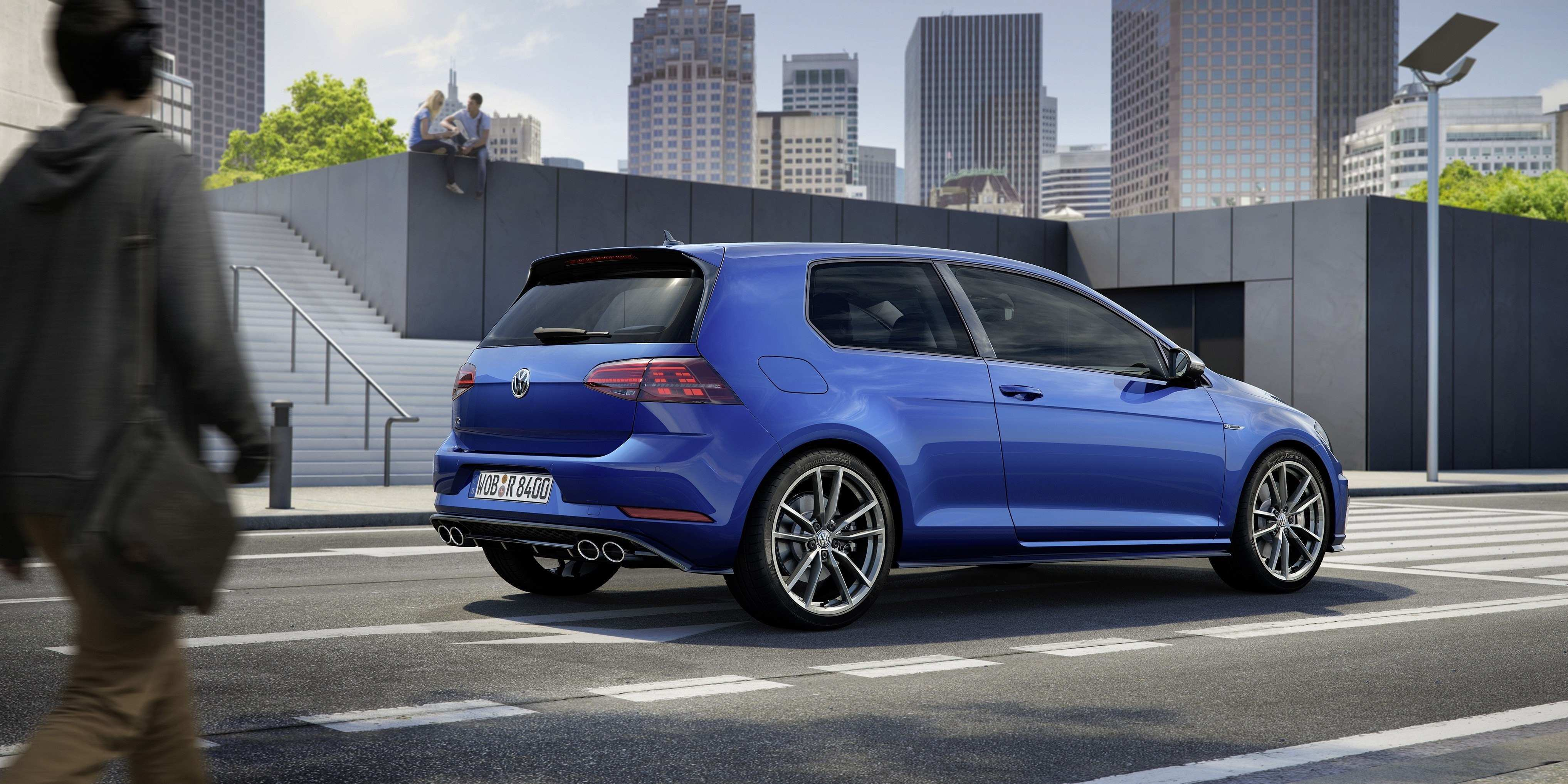 80 New 2020 VW Golf R USA Wallpaper