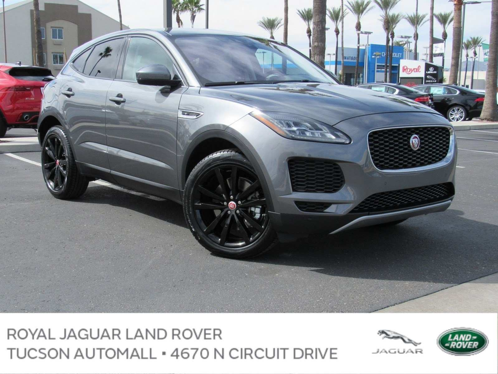 80 New E Pace Jaguar 2019 Picture