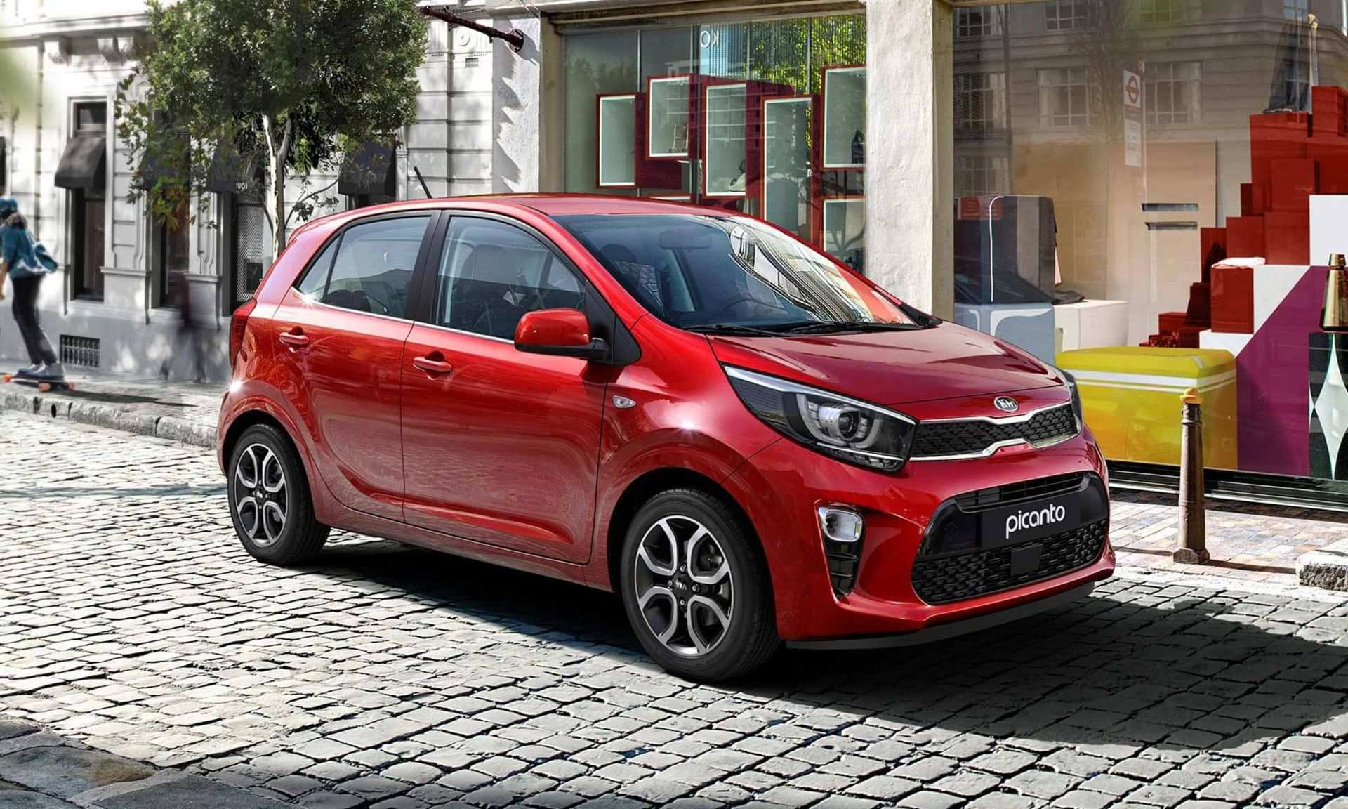 80 New Kia Picanto 2019 Pictures