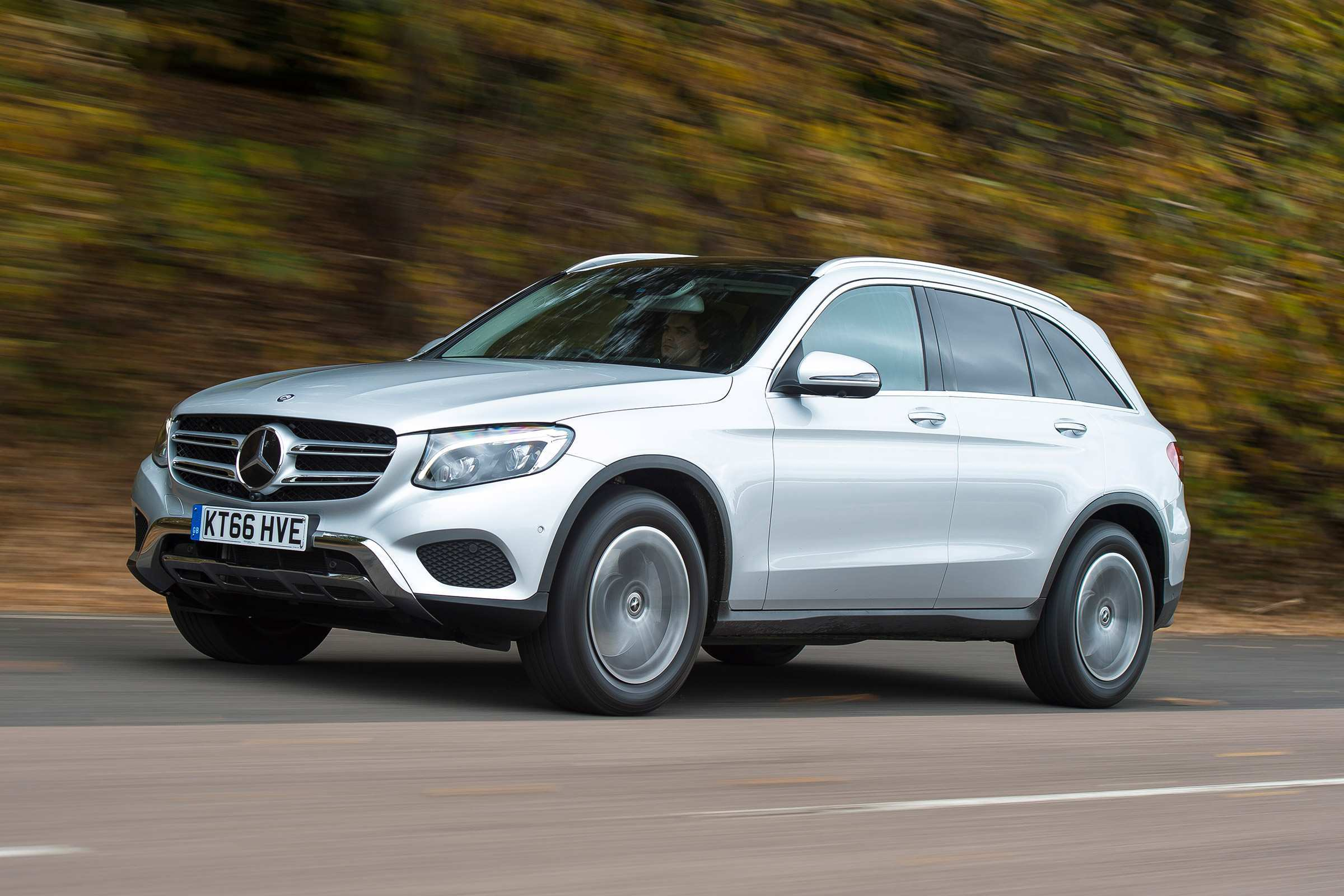 80 New Mercedes Glc Review
