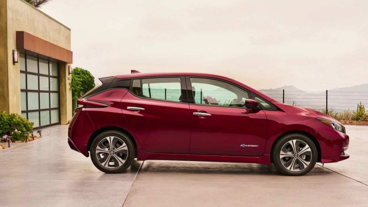 80 New Nissan Leaf 2019 60 Kwh Price Design And Review