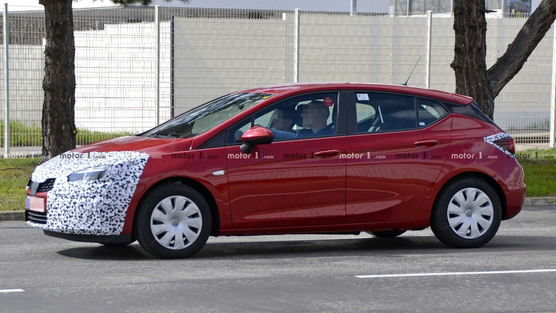 80 New Opel Astra K Facelift 2020 Redesign