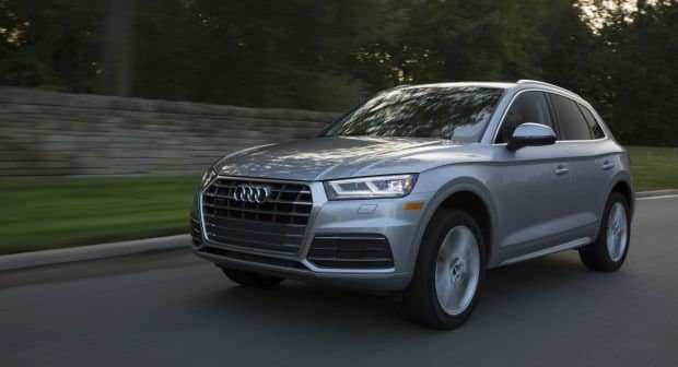 80 The 2019 Audi Q5 Suv New Concept