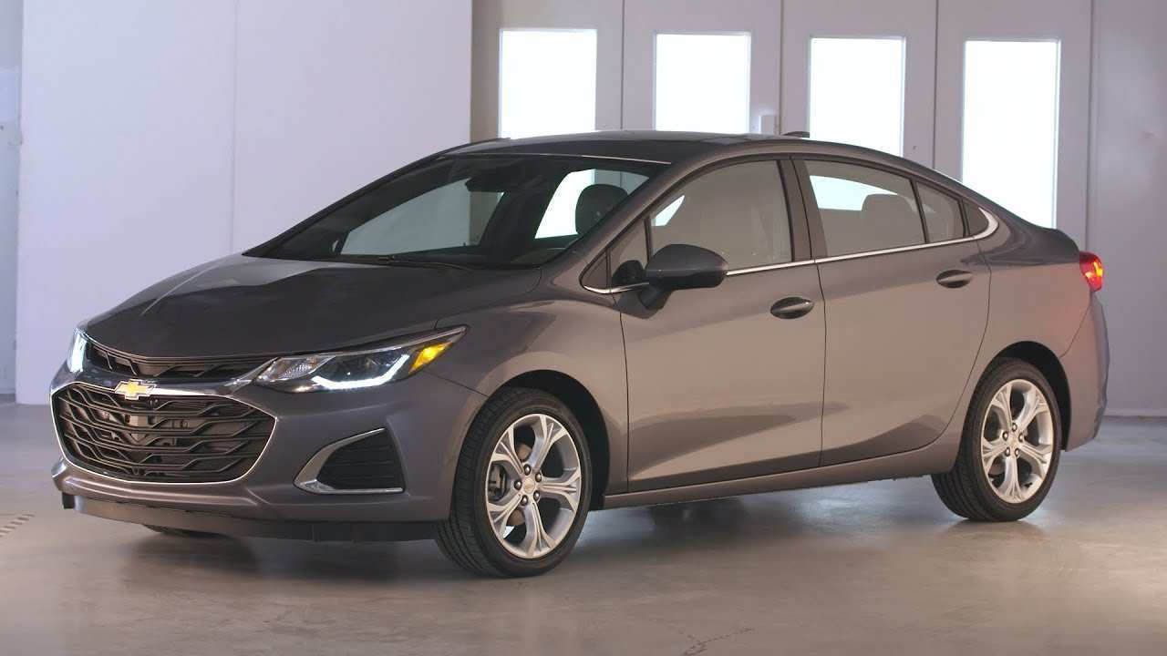 80 The 2019 Chevrolet Cruze Release