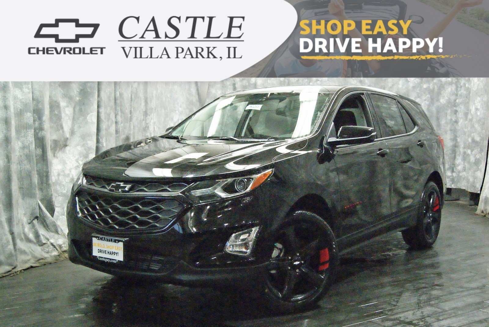 80 The 2019 Chevrolet Equinox First Drive