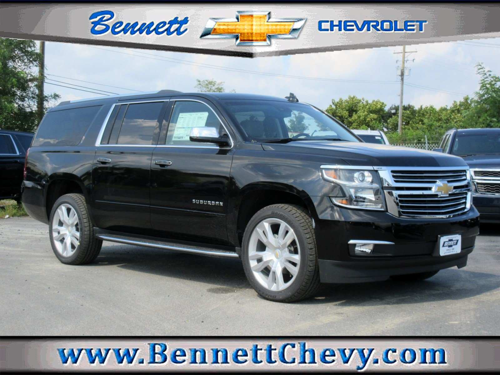 80 The 2019 Chevrolet Suburban Reviews