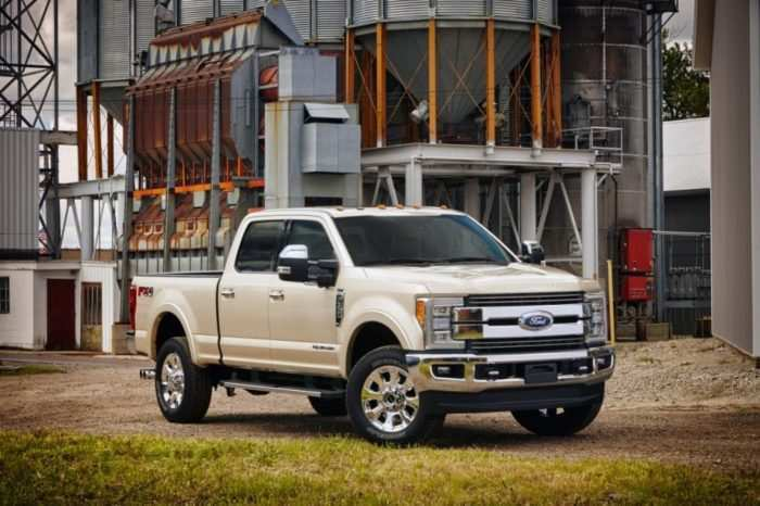 80 The 2019 Ford F250 Diesel Rumored Announced Pictures