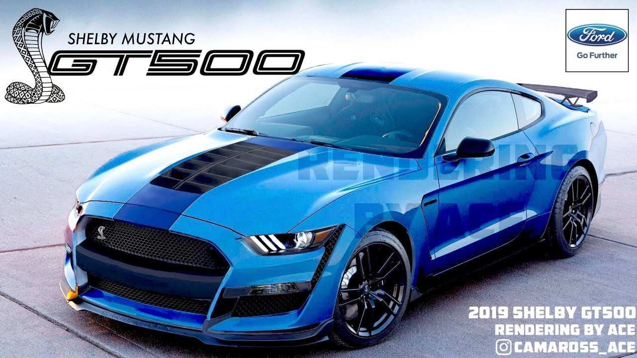 80 The 2019 Ford Mustang Shelby Gt500 Model