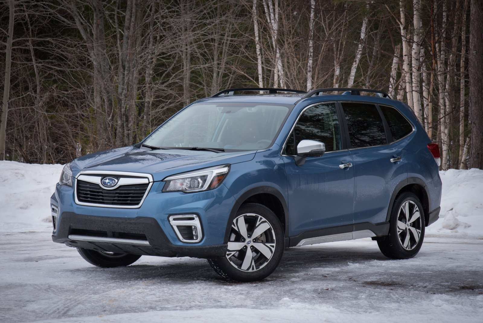 80 The 2019 Subaru Forester Engine