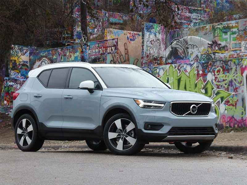 80 The 2019 Volvo Xc40 Gas Mileage Interior