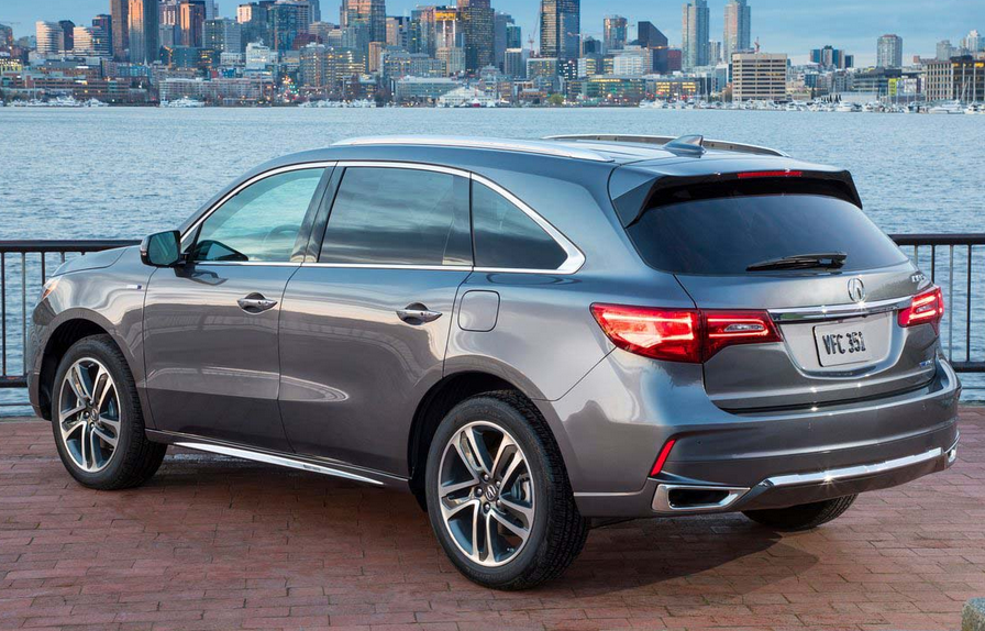 80 The 2020 Acura Mdx Body Change Specs And Review