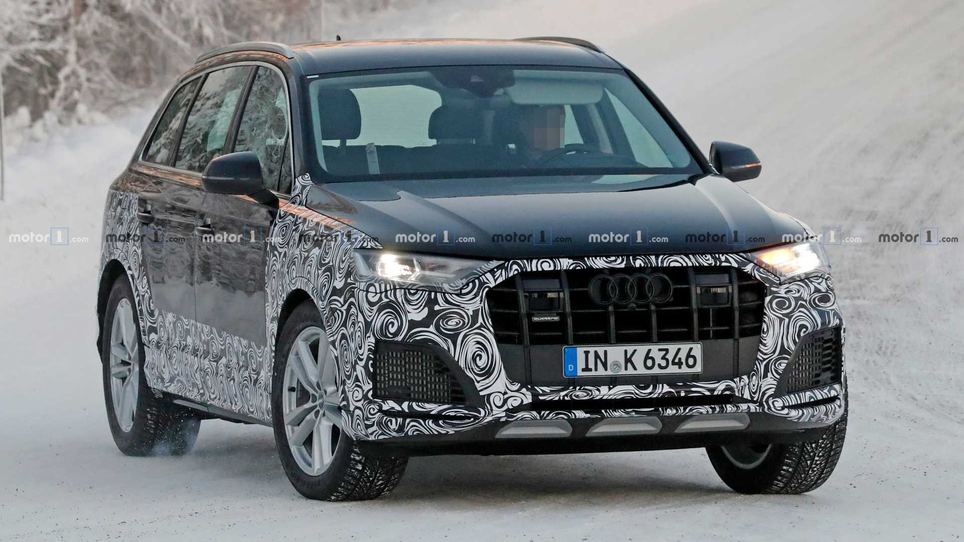 80 The 2020 Audi Q7 Changes Engine