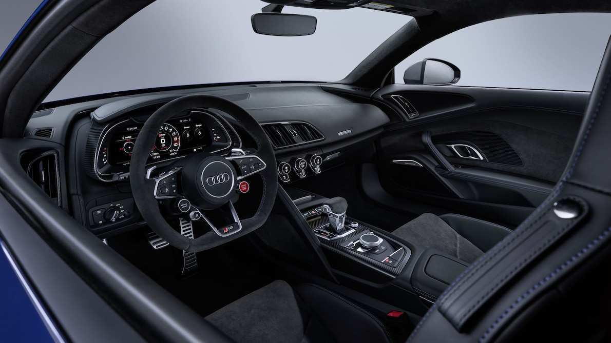 80 The 2020 Audi R8 V10 Spyder Redesign And Review