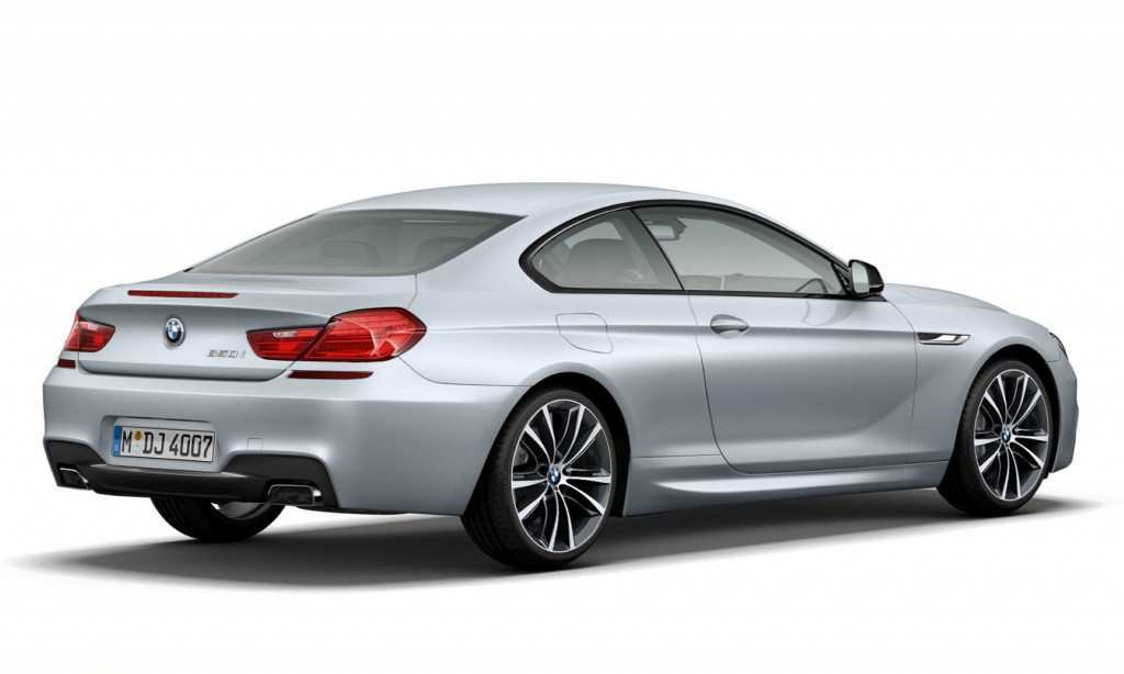80 The 2020 BMW 6 Performance