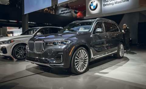 80 The 2020 BMW X7 Suv History