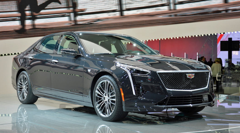 80 The 2020 Cadillac Dts Redesign