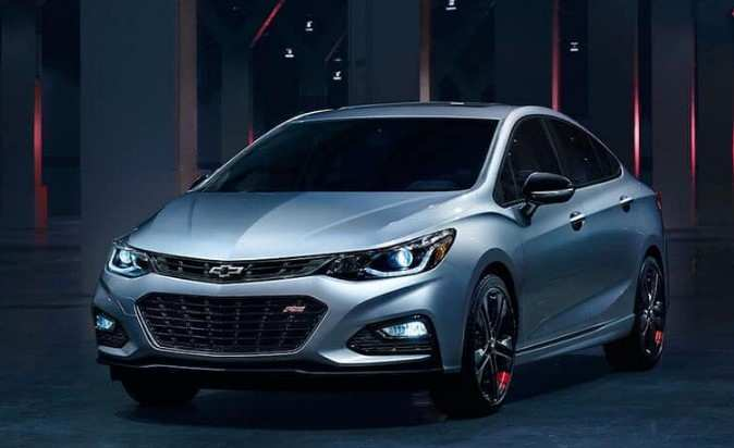 80 The 2020 Chevrolet Cruze Pictures