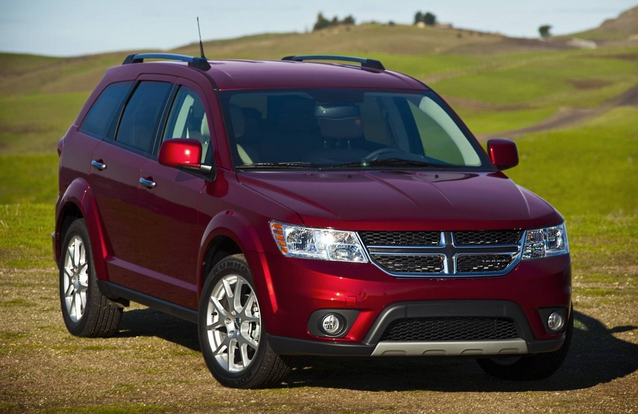 80 The 2020 Dodge Journey Ratings