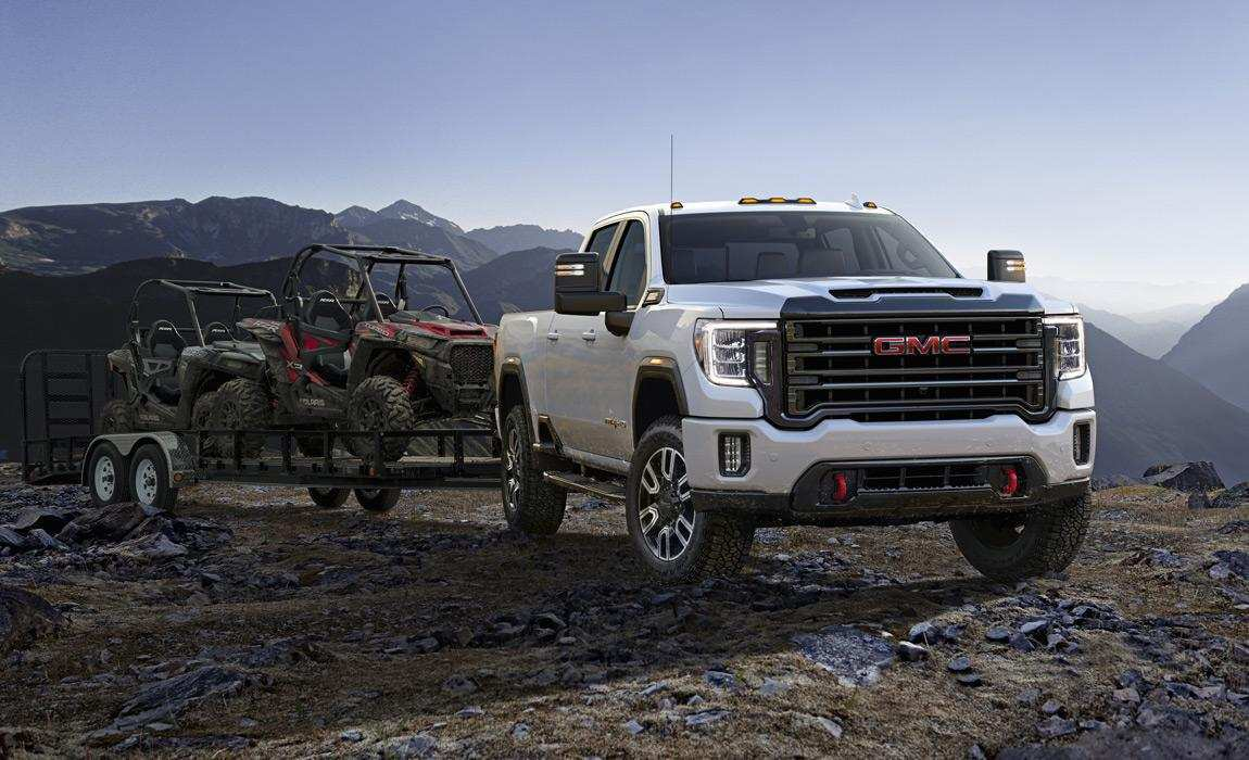 80 The 2020 GMC Sierra Hd Release Date Release