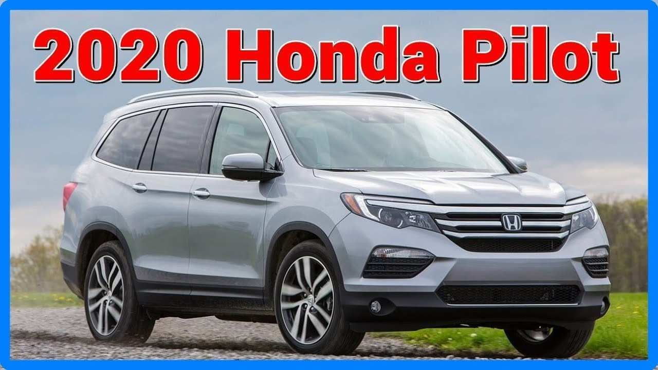 80 The 2020 Honda Pilot Wallpaper