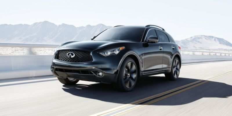 80 The 2020 Infiniti QX70 Review