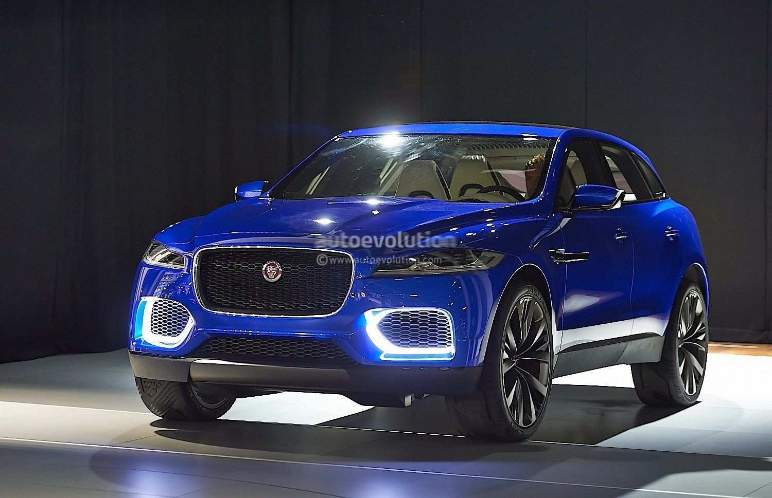 80 The 2020 Jaguar C X17 Crossover Exterior And Interior