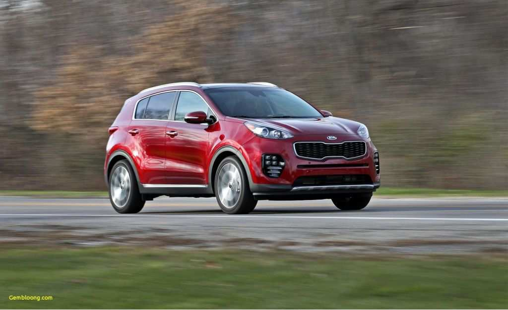 80 The 2020 KIA SportageSpy Shots Specs