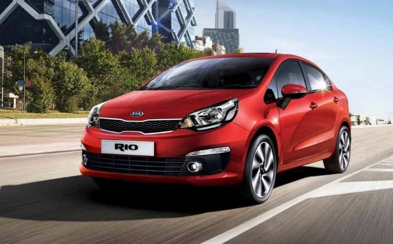 80 The 2020 Kia Rio First Drive