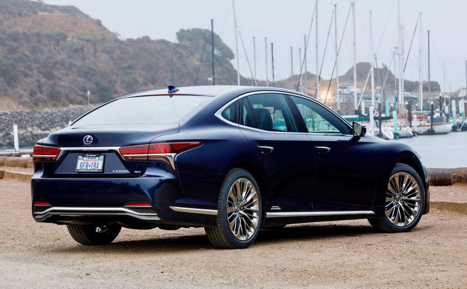 80 The 2020 Lexus LS New Review