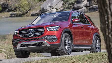 80 The 2020 Mercedes Ml Class Redesign And Review
