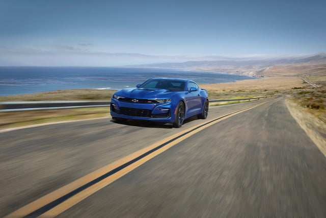 80 The 2020 The All Chevy Camaro Performance