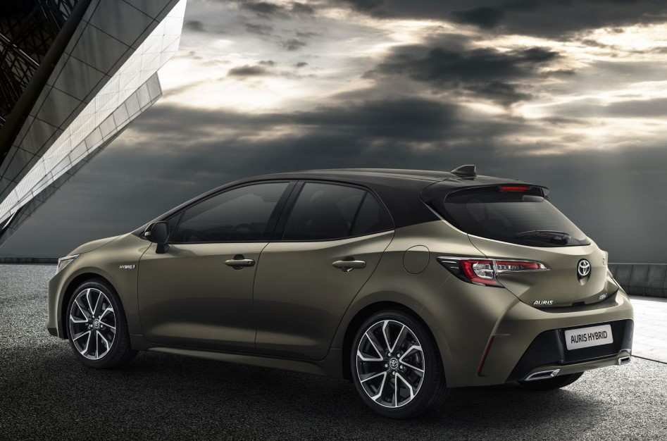 80 The 2020 Toyota Auris Concept