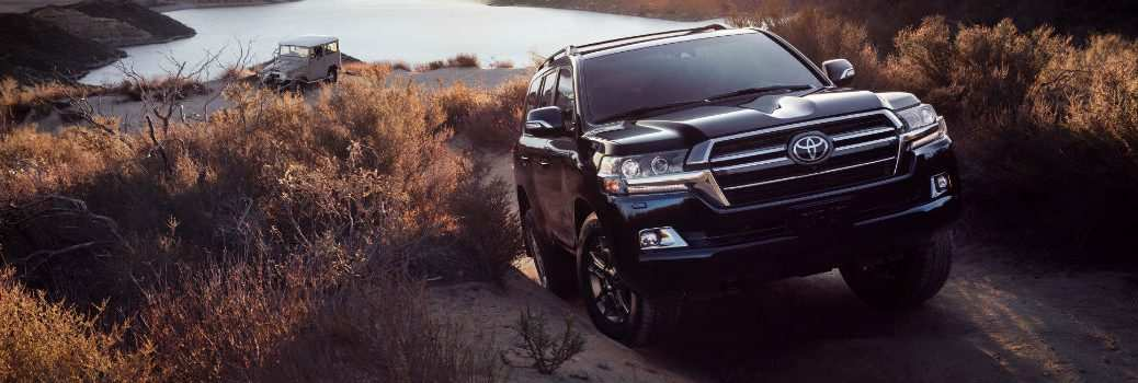 80 The 2020 Toyota Land Cruiser Review