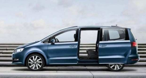 80 The 2020 VW Sharan Engine