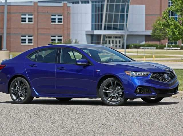 80 The Best 2019 Acura TLX Concept