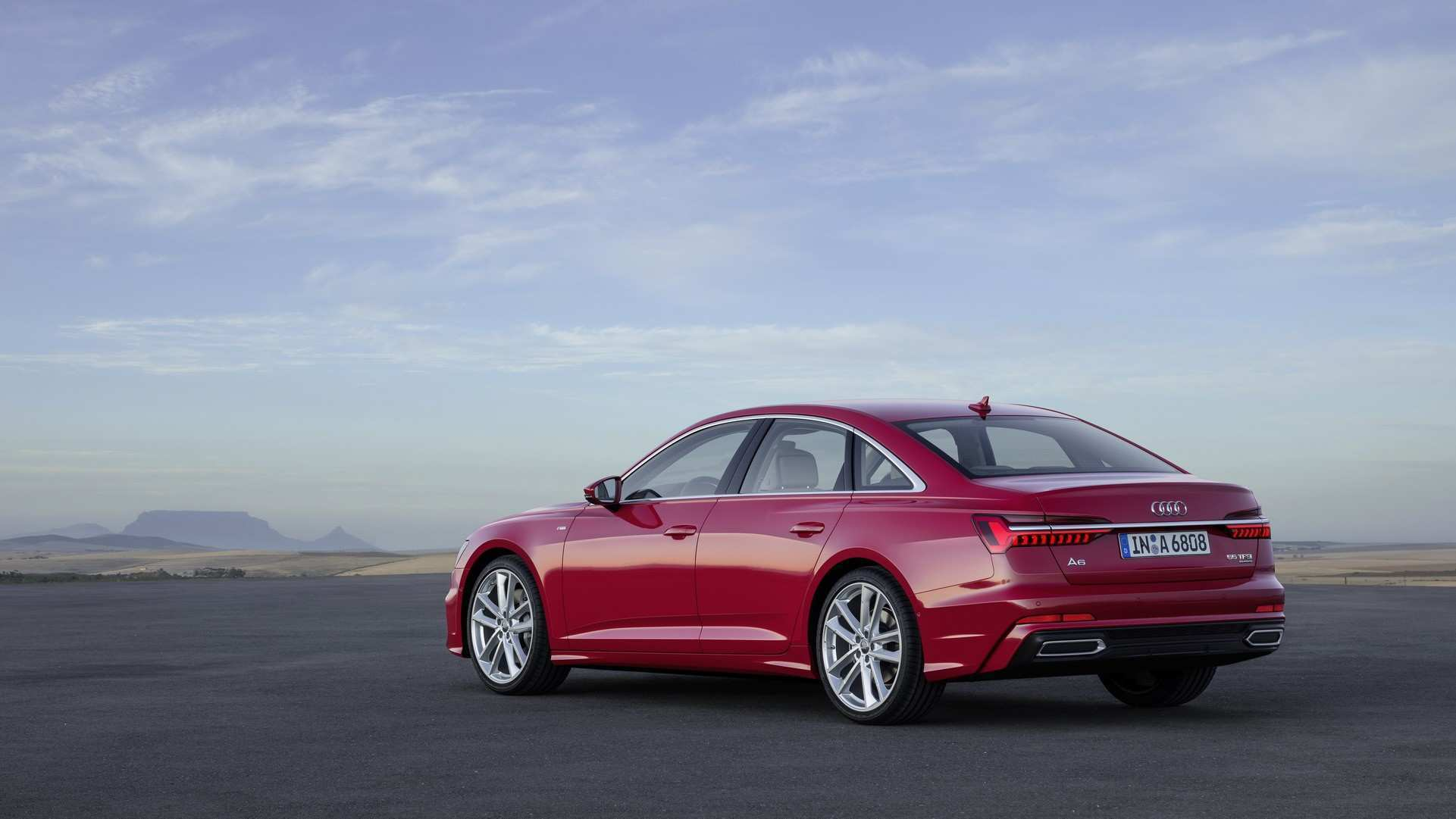 80 The Best 2019 Audi A6 Comes First Drive