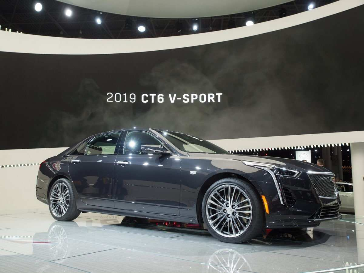 80 The Best 2019 Cadillac CT6 History