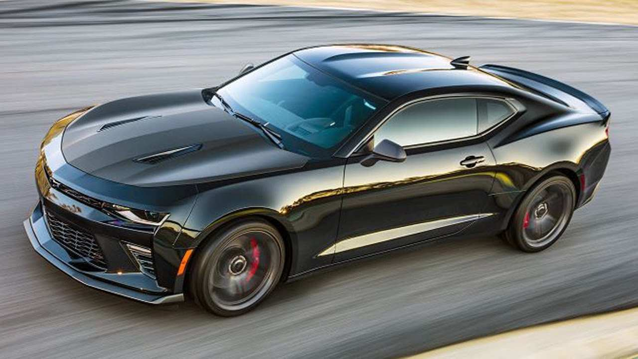 80 The Best 2019 Camaro Z28 Horsepower Review And Release Date