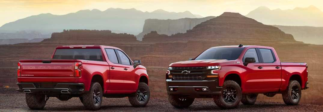 80 The Best 2019 Chevy Silverado 1500 Price Design And Review