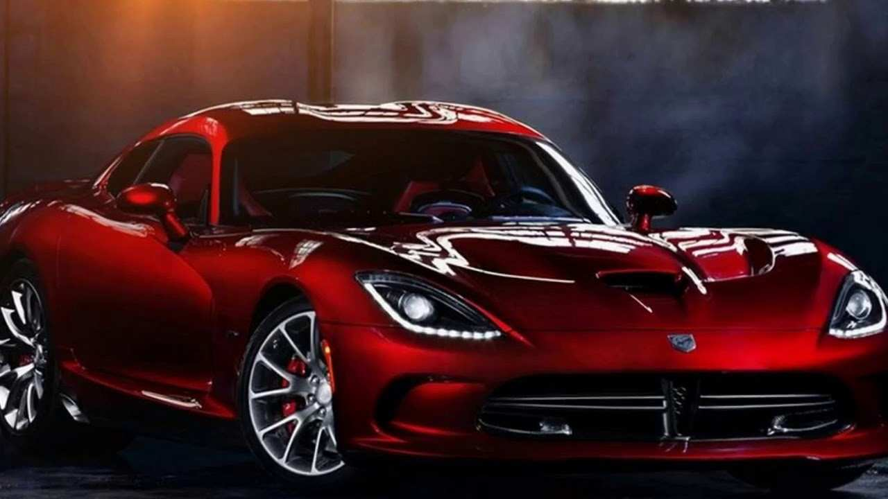 80 The Best 2019 Dodge Viper First Drive